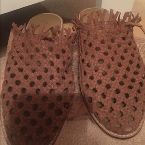 Free People Mules size 39